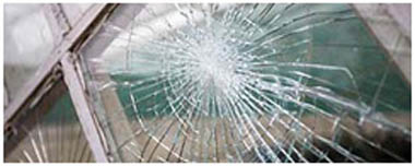 Kettering Smashed Glass